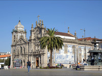 Церкви и соборы Порту