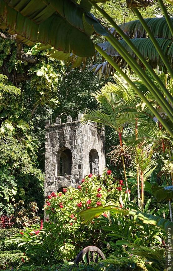 Колокол на башне созывал плантационных рабов на обед - привычное явление в семье Джефферсонов.