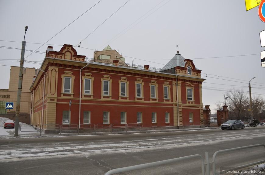 В этом доме, со временем, будет открыт музей истории города Челябинска.