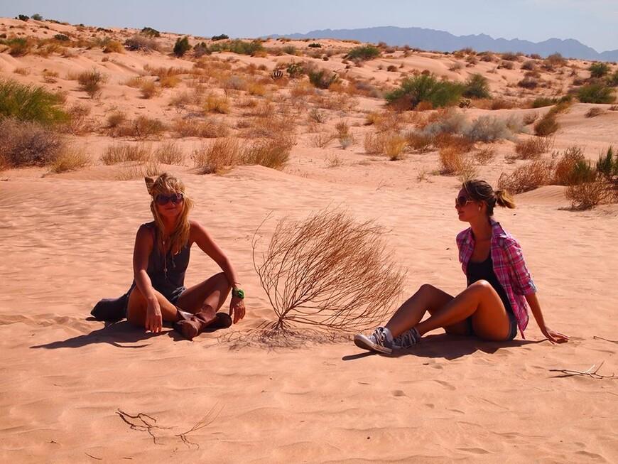 Сонора, пустыня Пинакате