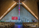 Церковь Преображения в Фельдберге. Шварцвальд