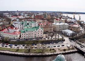 Русский город основанный шведами
