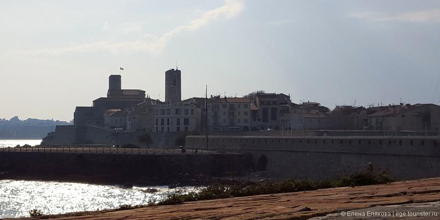 Старый город Антиба