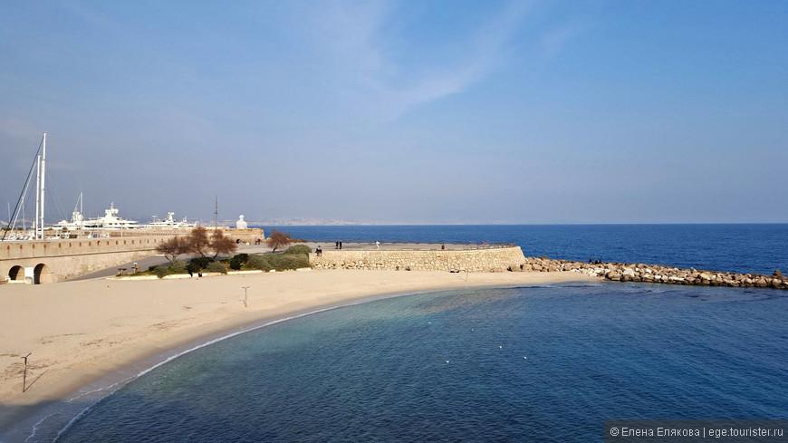 Пляж Граветт