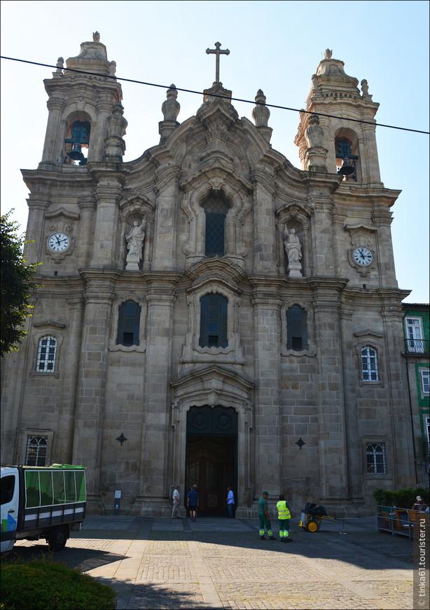 Собор Конгрегадуш, 16 век.
