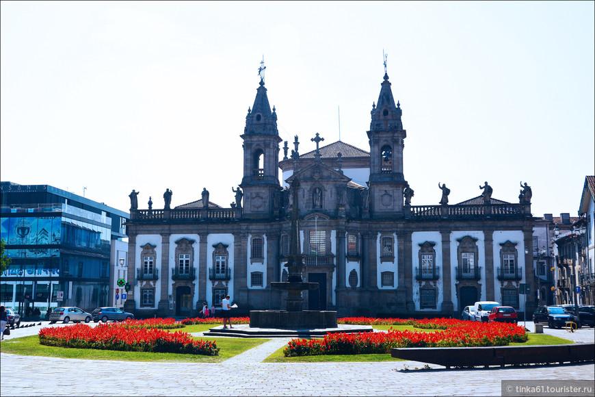 Госпитальная церковь Святого Марка, 18 век, классика и барокко.