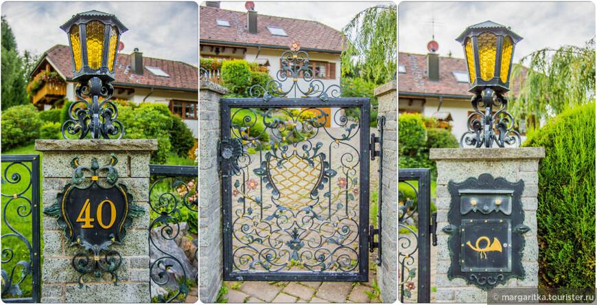 но один из домов настолько отличался красотой этой работы, что невозможно было от него отойти.
