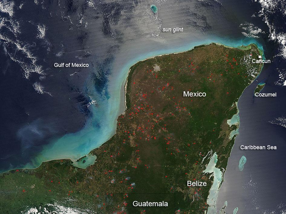 Сезоны для путешествий в Мексику