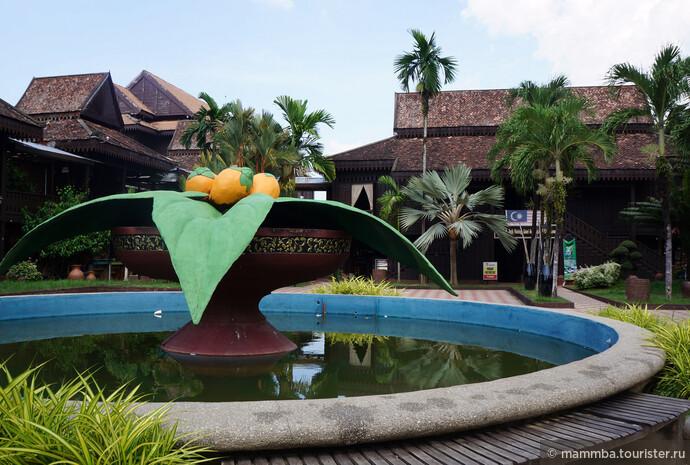 Кота-Бару — уютный городок Малайзии