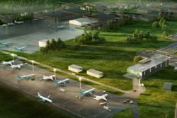 """Открытие аэропорт """"Раменское"""" откладывается"""