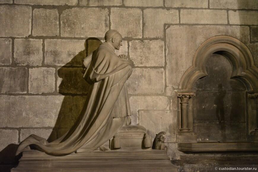 Собор Парижской Богоматери - внутри