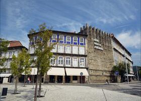 Гимарайнш — колыбель Португалии
