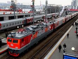 На южные курорты РФ запустят 154 дополнительных поезда