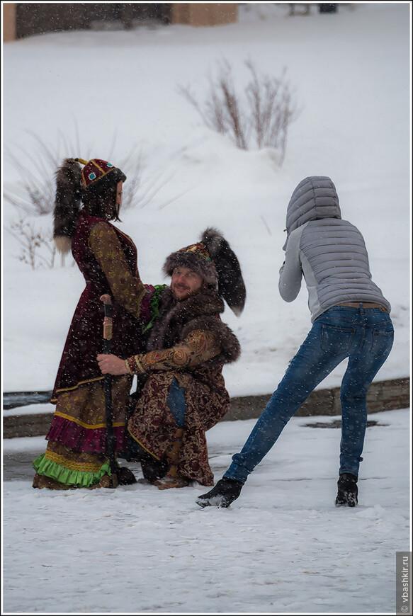 Татарская знать!