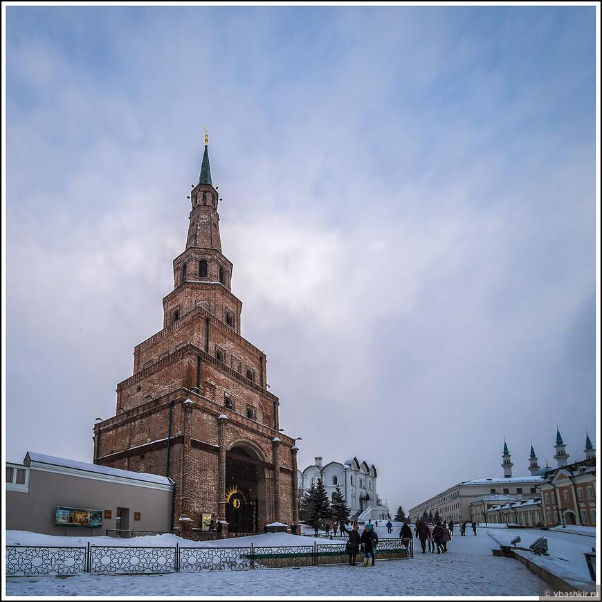 Башня Сююмбике.