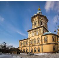 Петропавловский собор. Одно из самых сильных впечатлений!