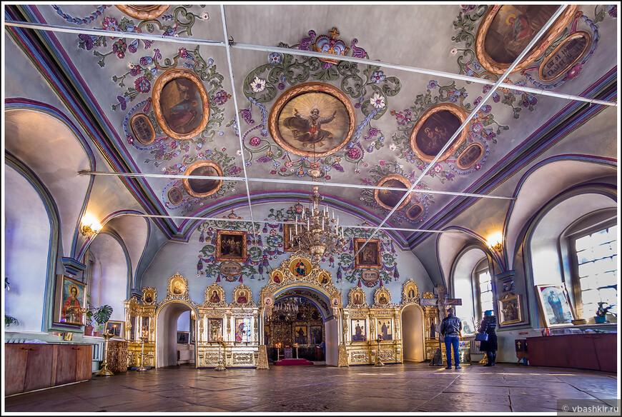Петропавловский собор. Верхний храм.