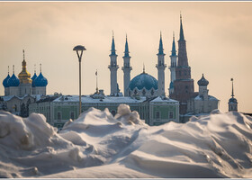 Казань брал