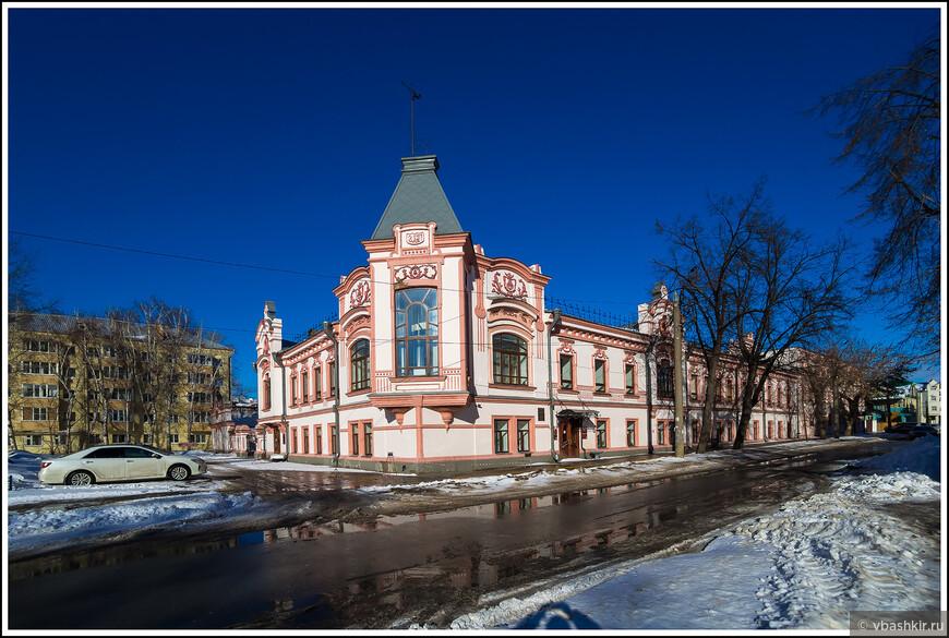 Дом Юнусовых-Апанаевых.
