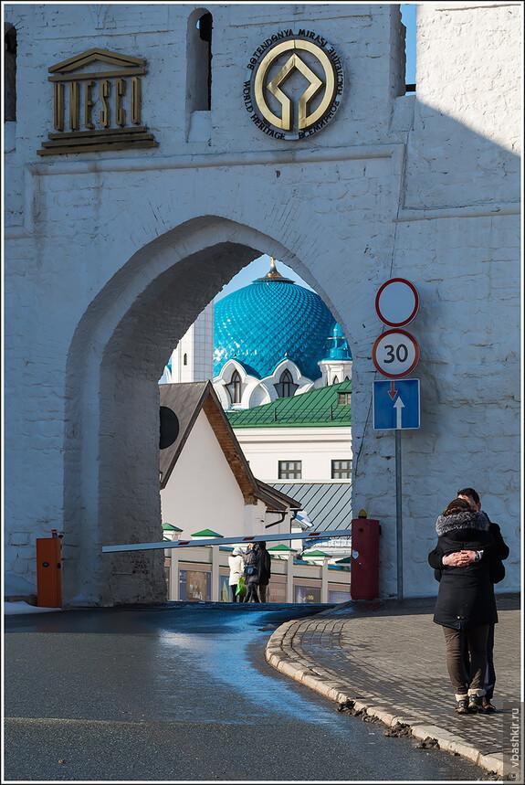 Кремль. Любовь. ЮНЕСКО.