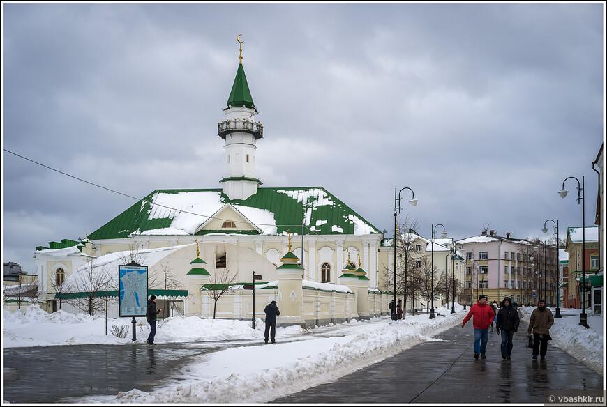 Мечеть аль-Марджани.
