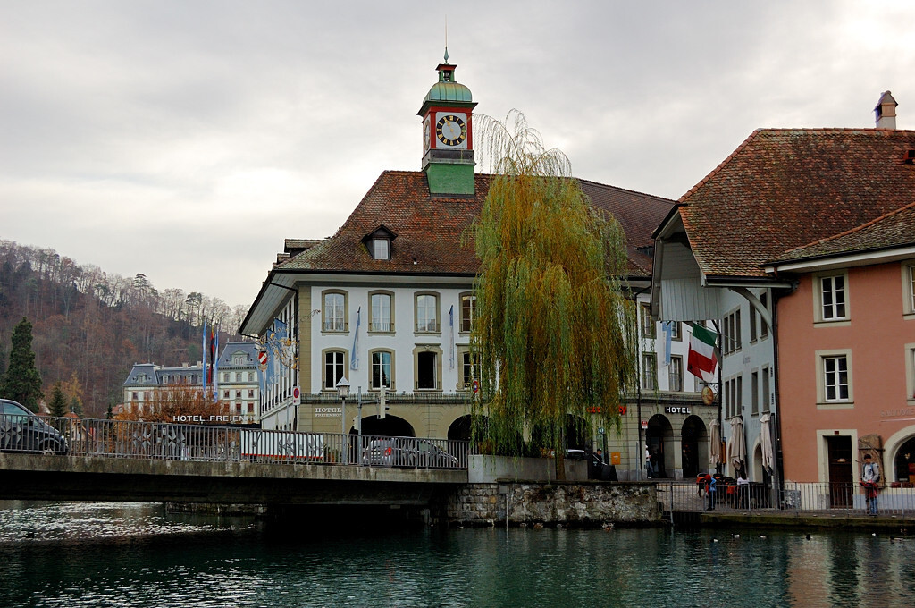 Берн (Bern), Швейцария - путеводитель по городу от ...