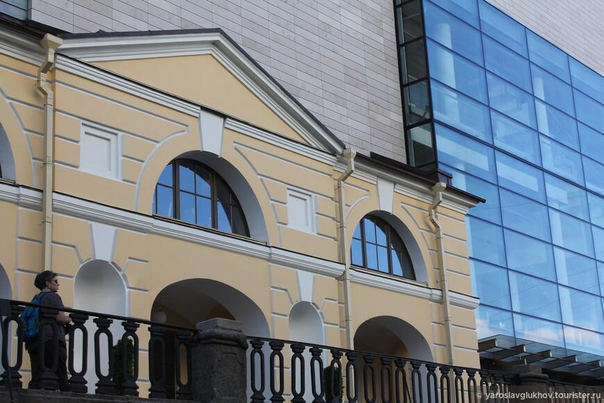 Старое и новое в Мариинском-2.