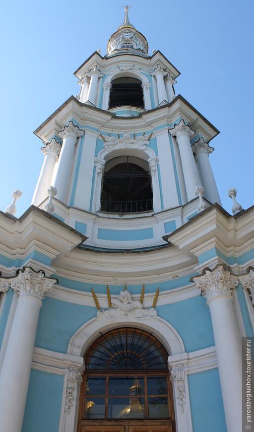 Полное название — Морской собор Святителя Николая Чудотворца и Богоявления.