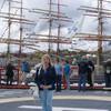 На борту ледокола Санкт-Петербург