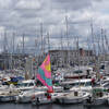 Яхты гостей фестиваля