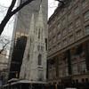 Рокфеллеровский центр, собор Святого Патрика. Пешеходная экскурсия по Нью-Йорку, средний и верхний город