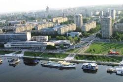 В Белграде открыли художественную галерею под открытым небом