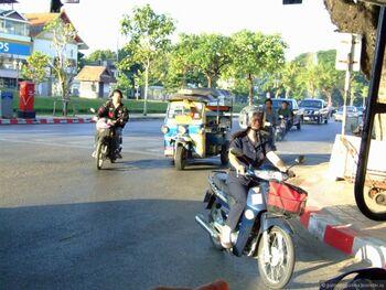 Транспорт в Чиангмае: все способы передвижения по северной столице Таиланда