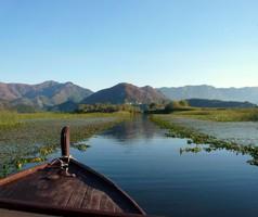 В Черногории запретили рыбалку на Скадарском озере