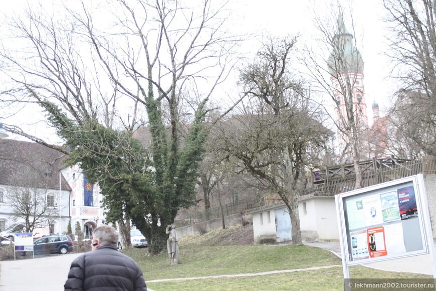Из Поссенхофена я поехал в Андекс подкрепиться рулькой.