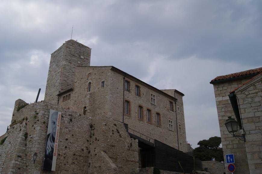 А вот и музей Пабло Пикассо