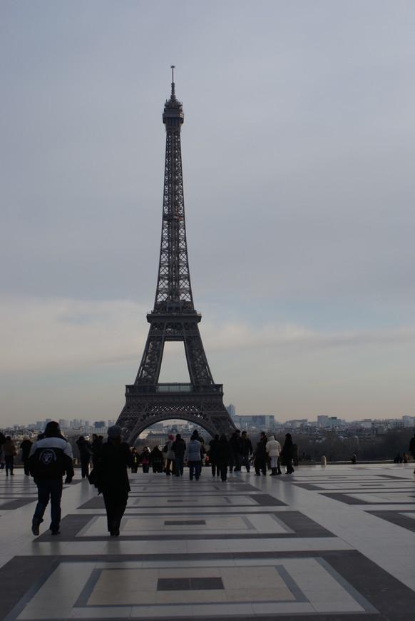 Еифелева башня, Париж