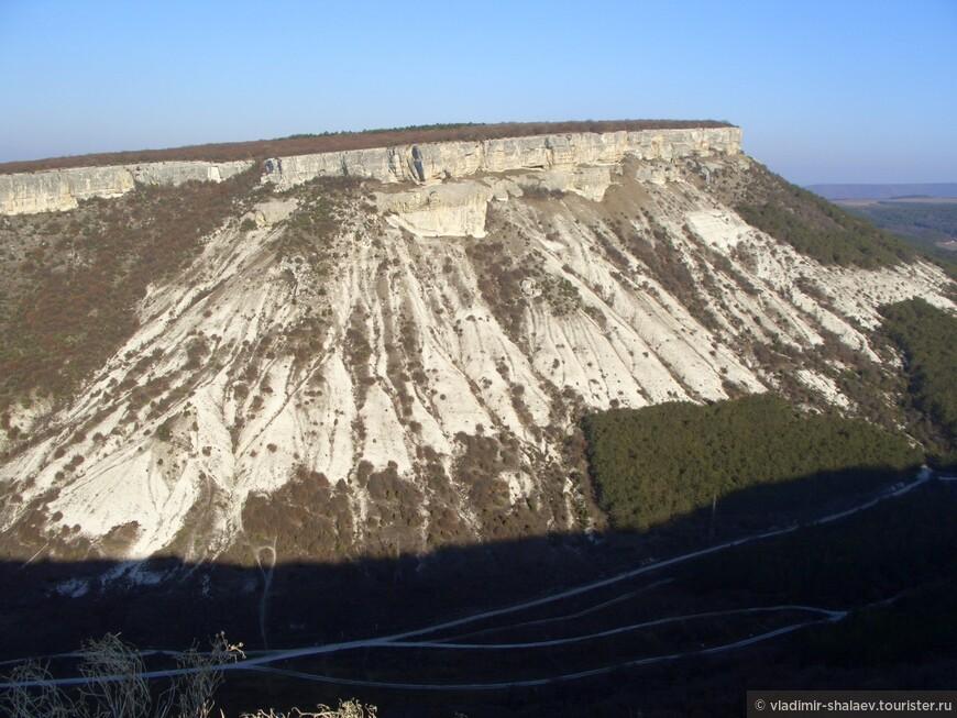Гора Беш-Кош.