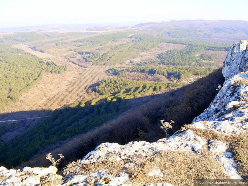 Балка Биюк-Ашлама-Дере.