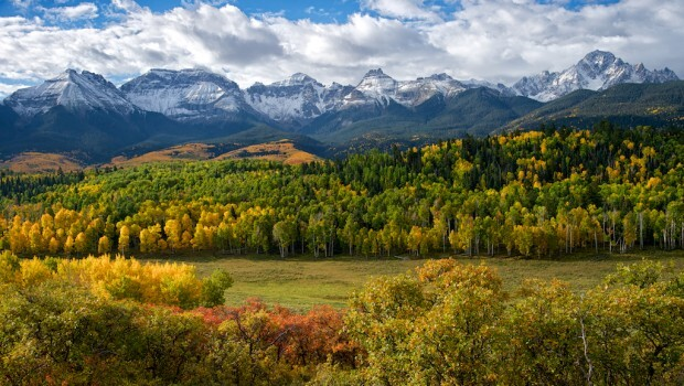 the rocky mountains a look into
