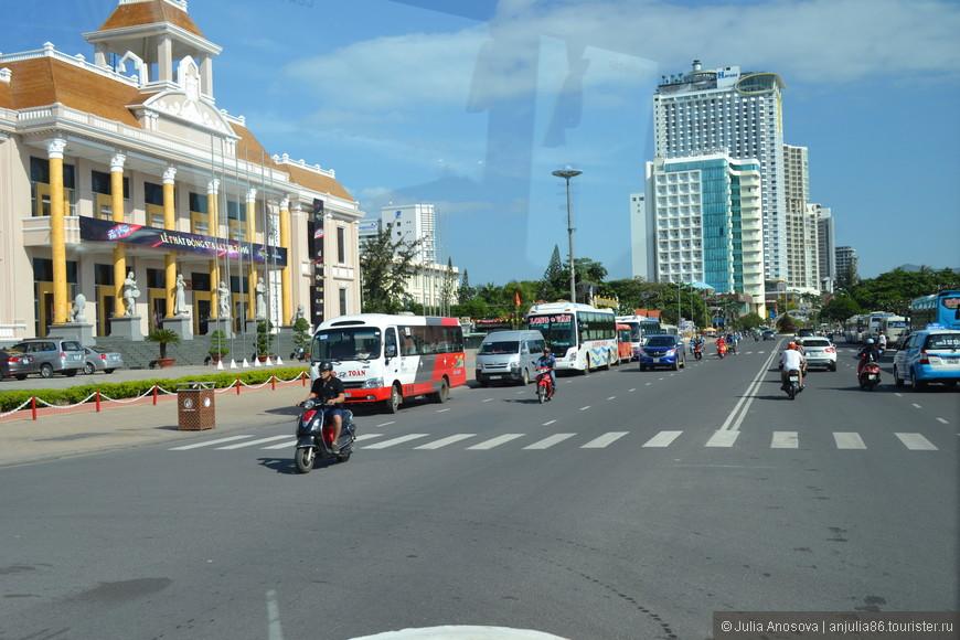 Главная улица Ня Чанга.