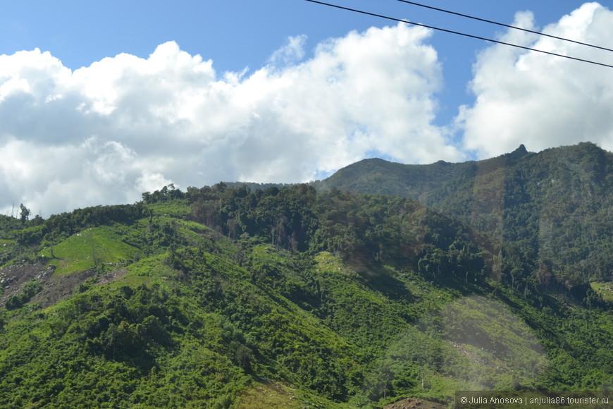 Горы Вьетнама поражают великолепием.