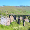Мост через каньон Тара