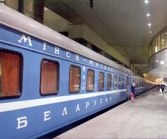 Билеты на поезда в Беларусь подешевели