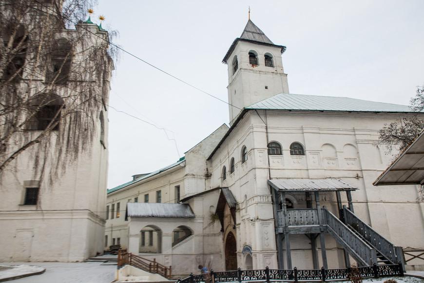 Музей-заповедник Спасо-преображенского монастыря