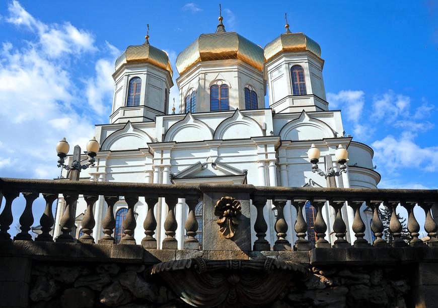 Казанский собор, г. Ставрополь