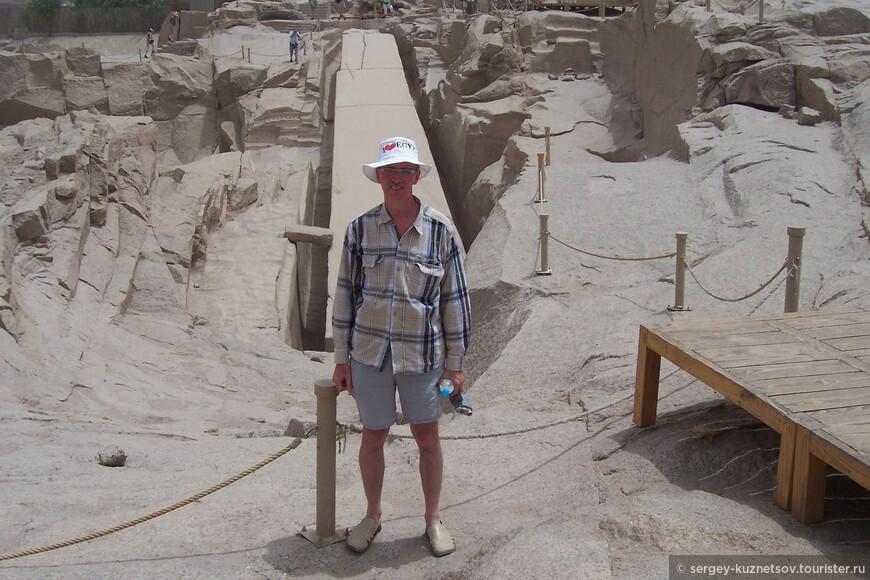 Незаконченный обелиск Асуана (7 фото) новые фото