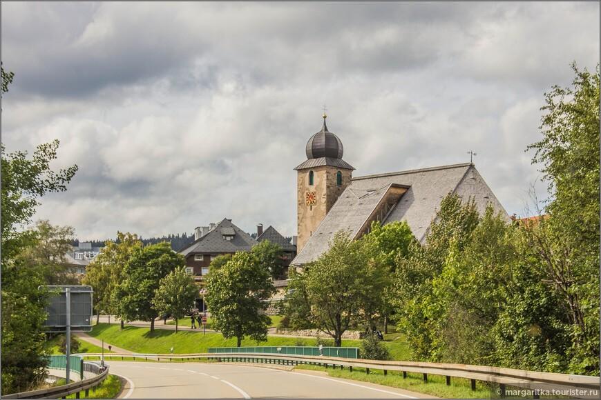 Приход Шлухзее начал свой существование благодаря имеющемуся на его территории в Bruderhof монастыря Св Blasien в 1000 г. В 1095 г. сначала построили и освятили часовню в честь святого Николая Чудотворца.