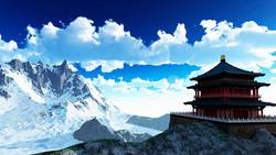 В Тибете появится первый горнолыжный курорт