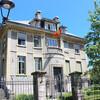 Бывшее французское посольство в Цетинье.